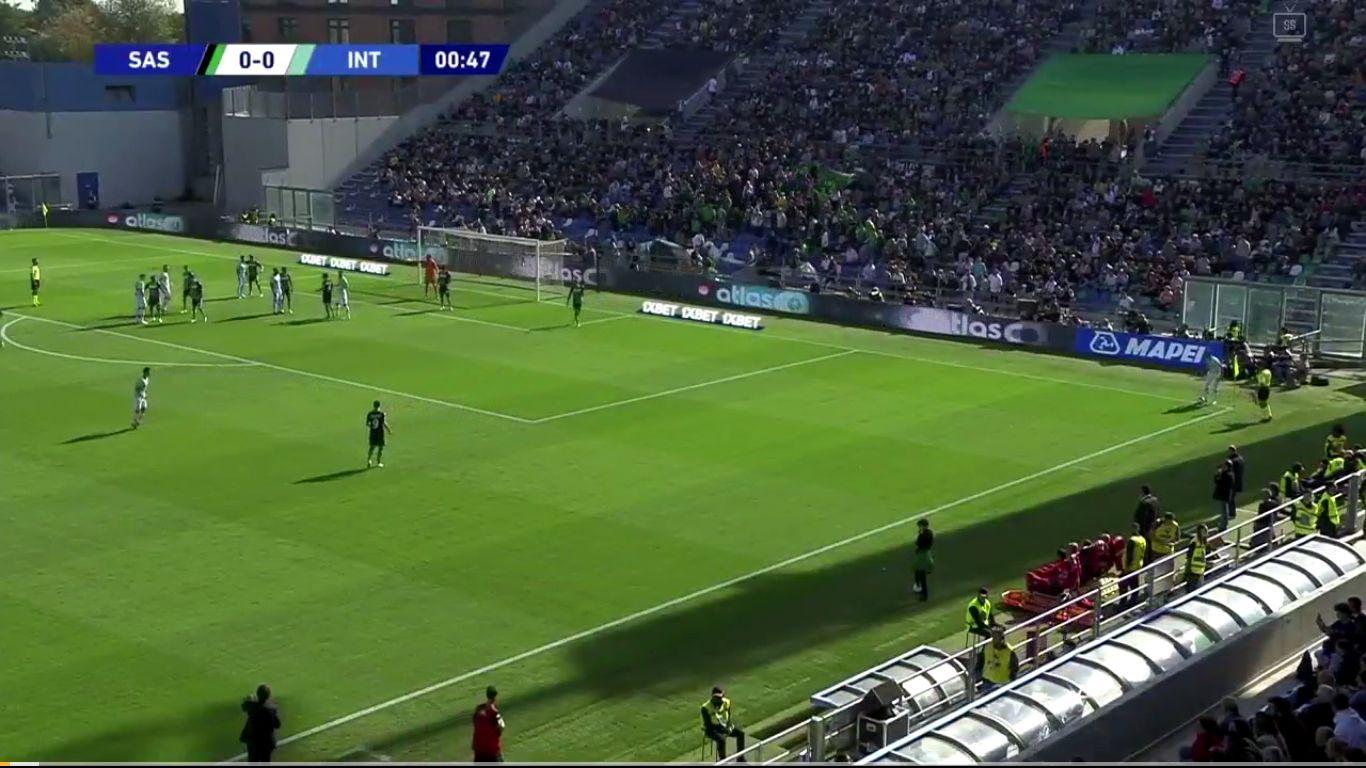 20-10-2019 - Sassuolo 3-4 Inter