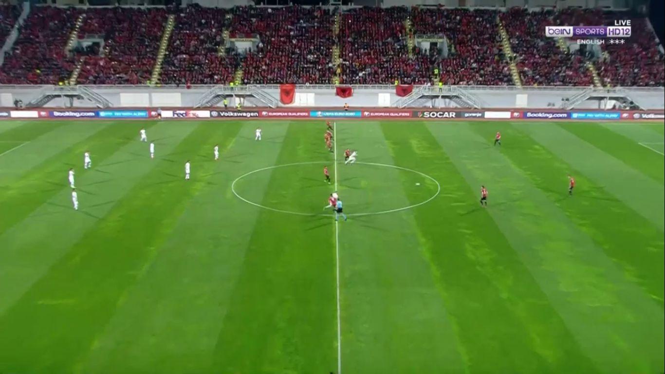 22-03-2019 - Albania 0-2 Turkey (EURO QUALIF.)