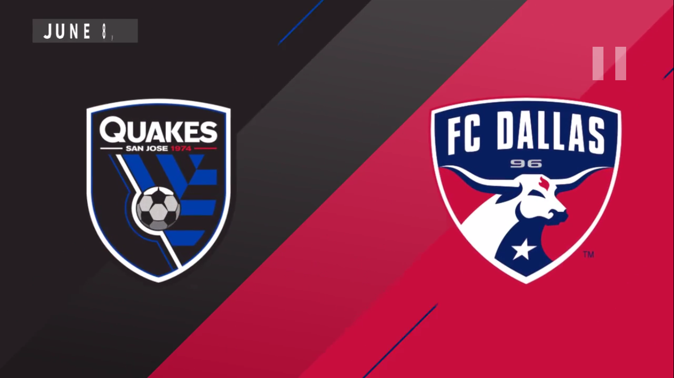 09-06-2019 - San Jose Earthquakes 2-2 FC Dallas