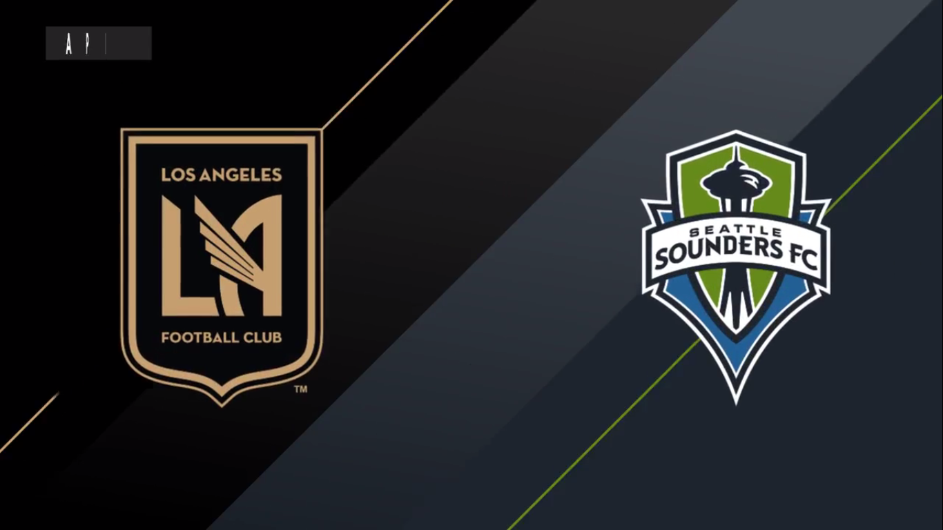22-04-2019 - Los Angeles FC 4-1 Seattle Sounders FC