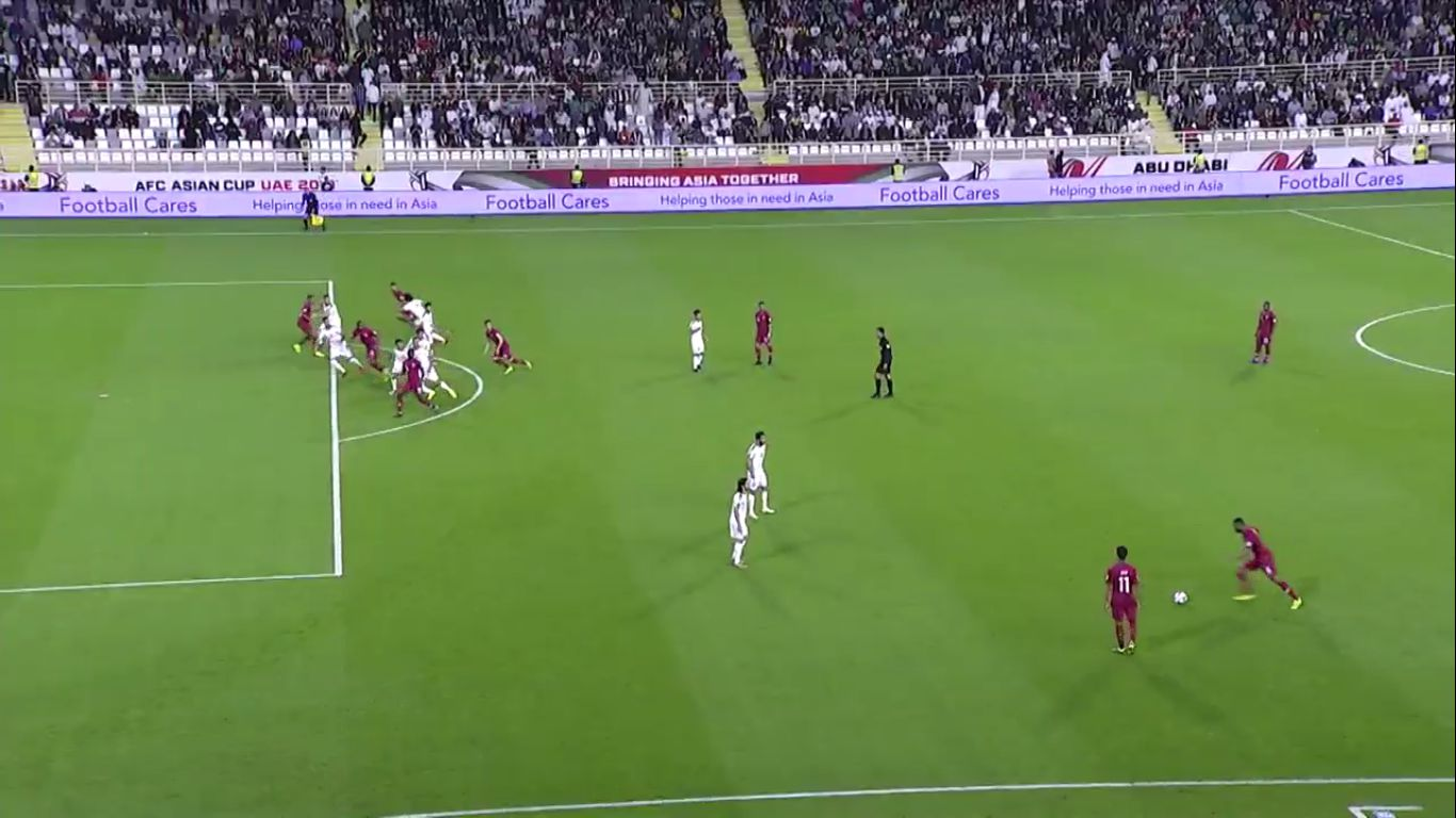 22-01-2019 - Qatar 1-0 Iraq (ASIAN CUP)