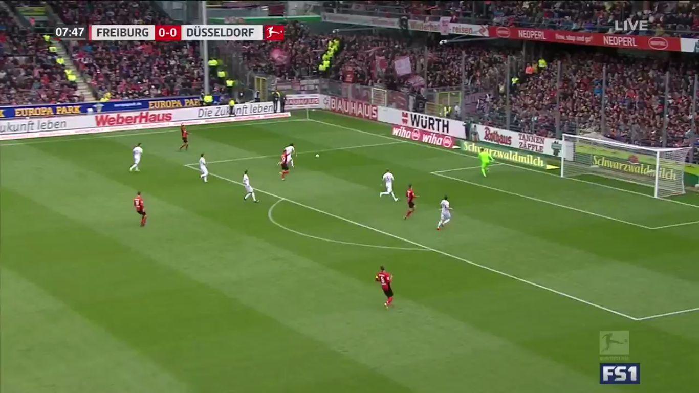 05-05-2019 - Freiburg 1-1 Fortuna Dusseldorf