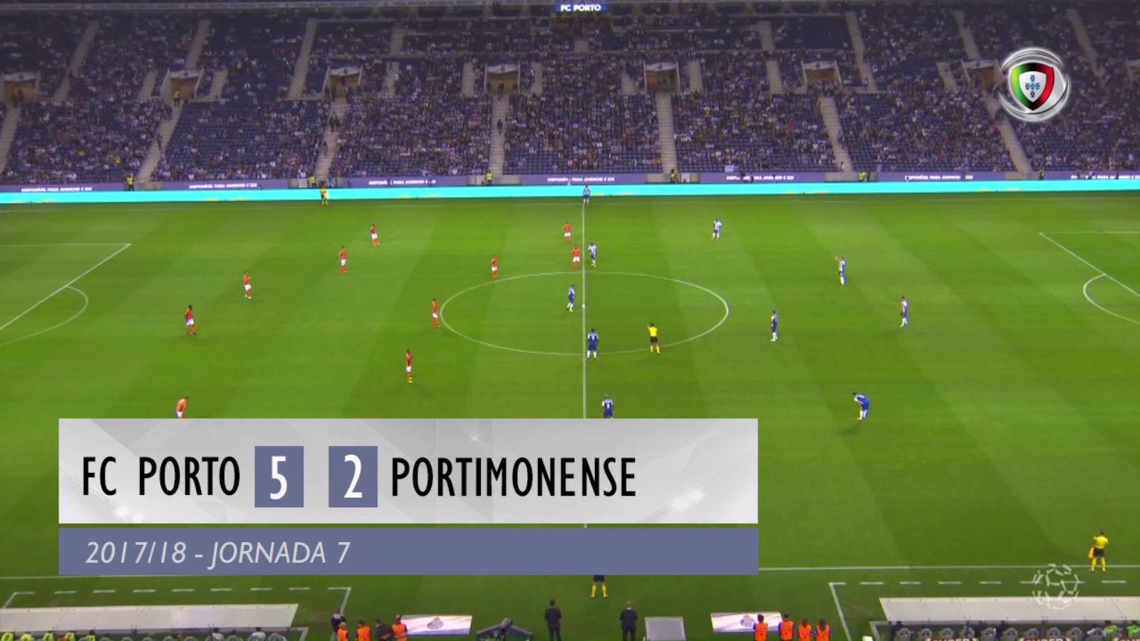 FC Porto 5-2 Portimonense
