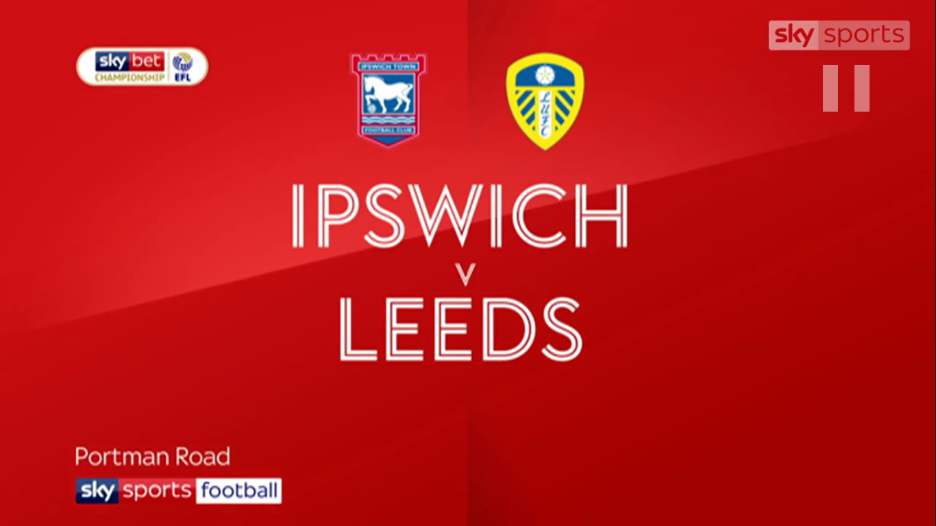 05-05-2019 - Ipswich Town 3-2 Leeds United (CHAMPIONSHIP)