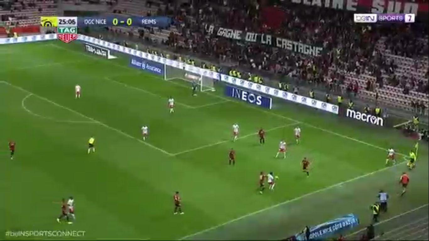 03-11-2019 - Nice 2-0 Reims