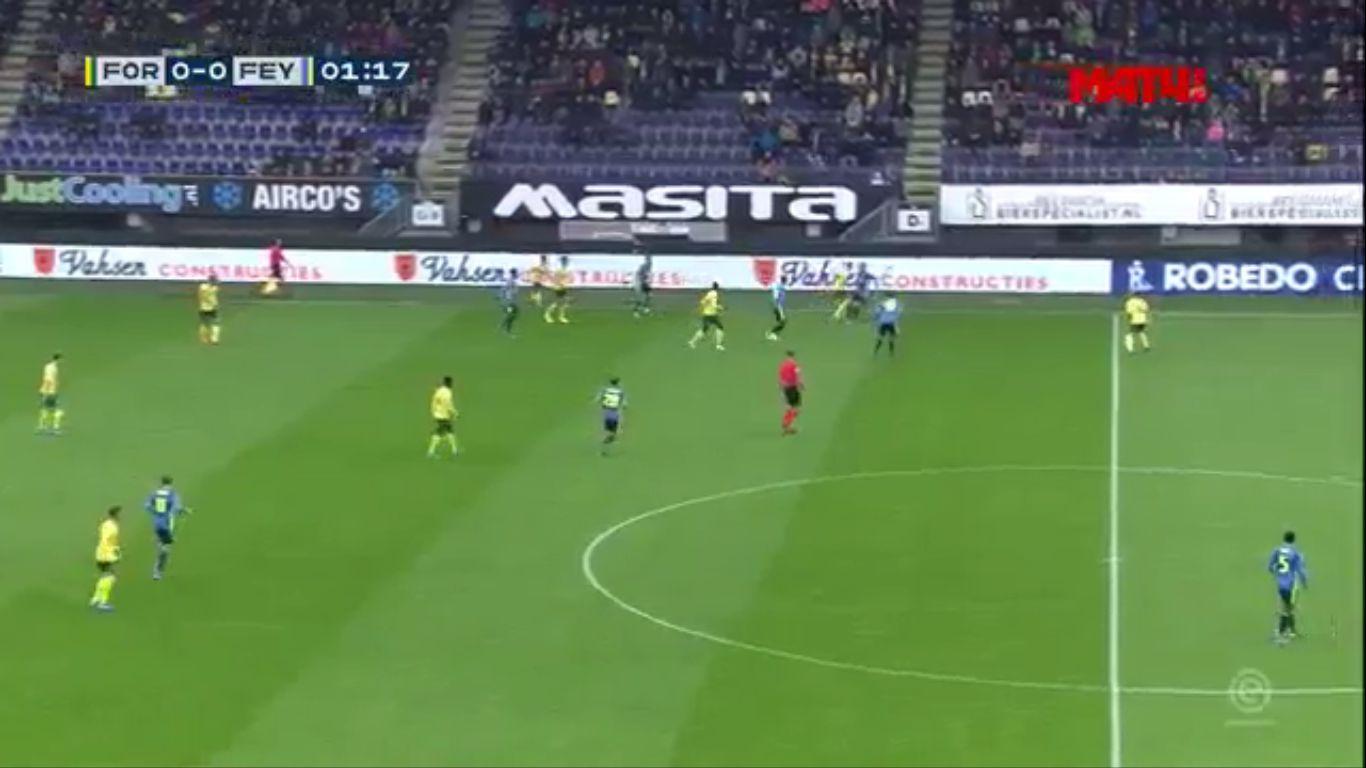 06-10-2019 - Fortuna Sittard 4-2 Feyenoord