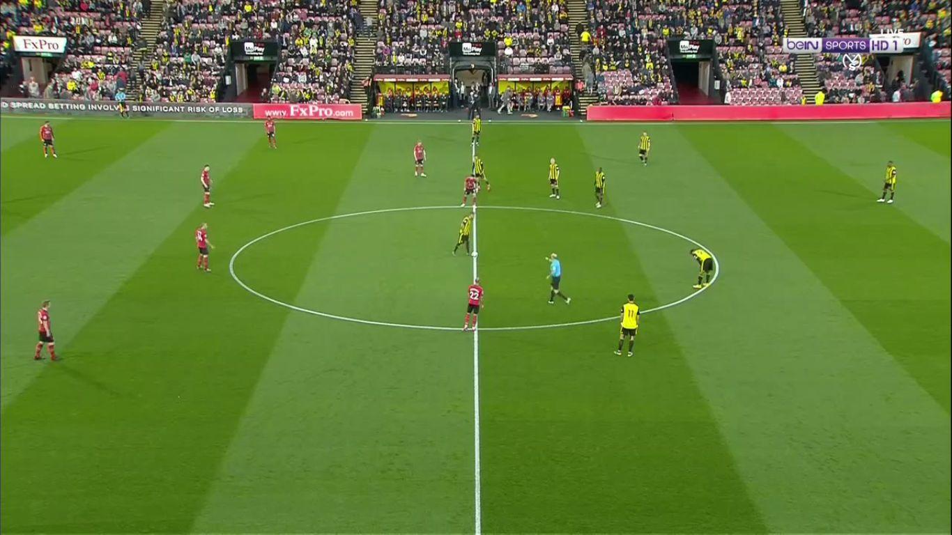 23-04-2019 - Watford 1-1 Southampton