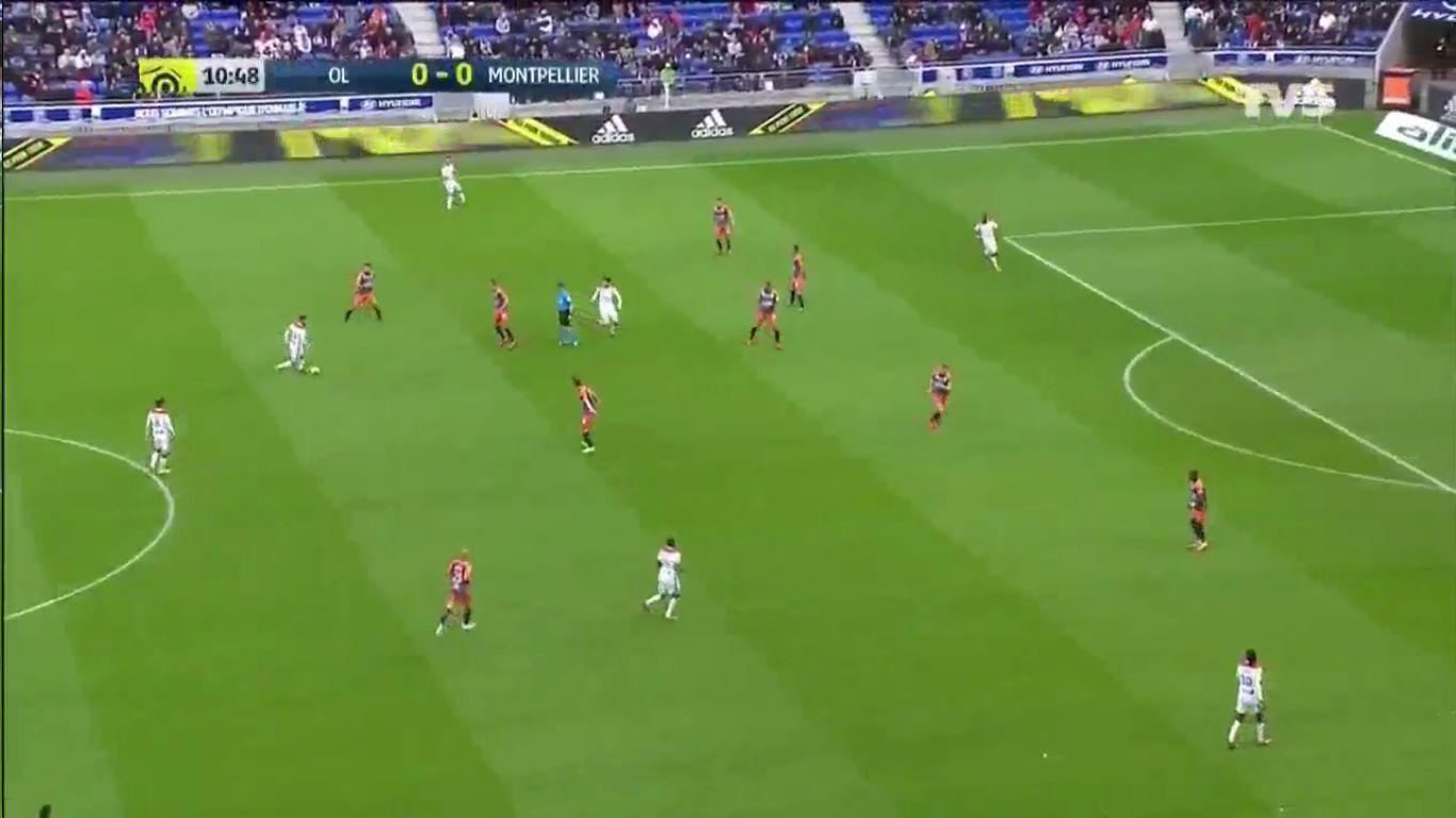 17-03-2019 - Lyon 3-2 Montpellier