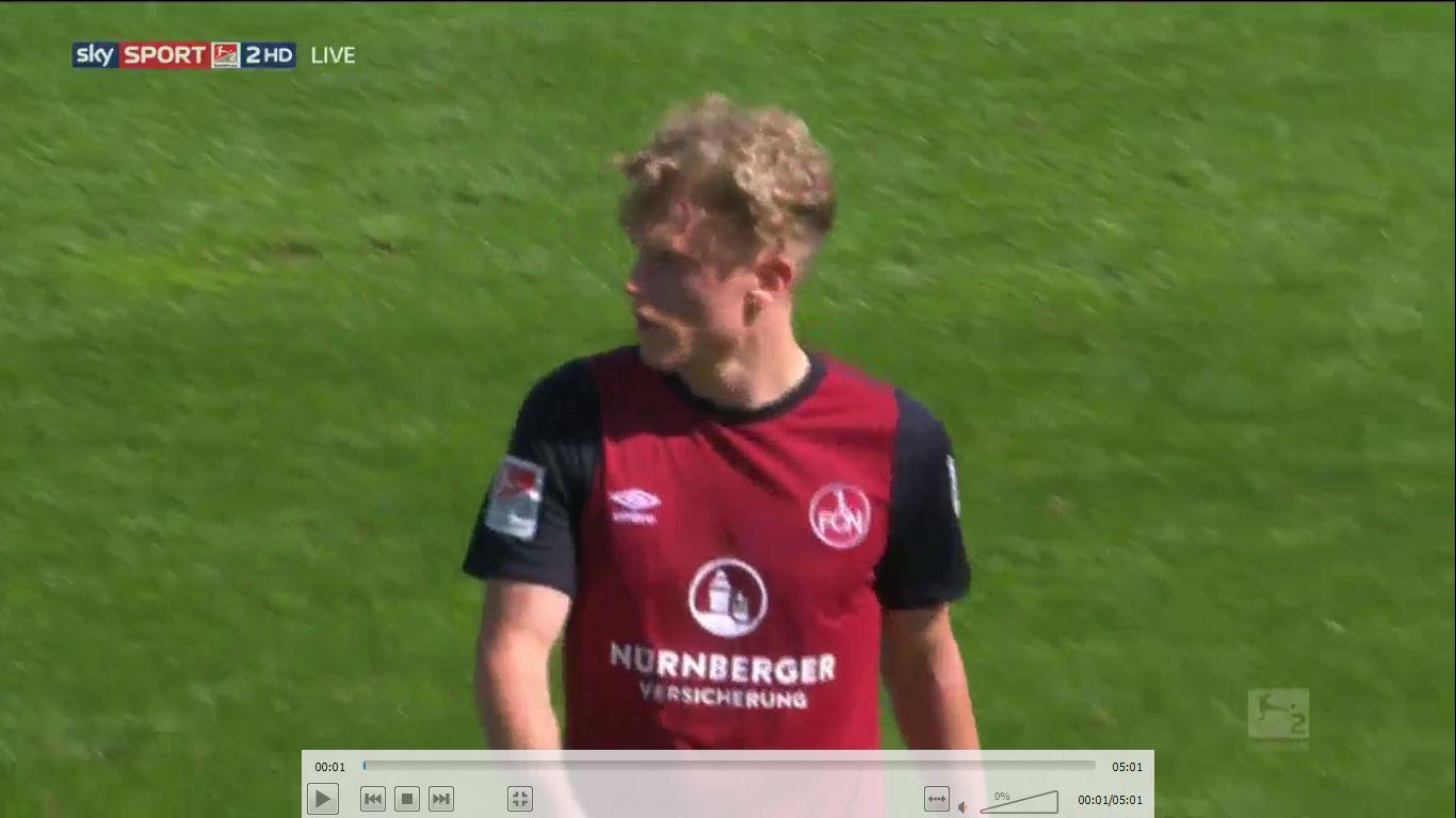15-09-2019 - SV Darmstadt 98 3-3 1. FC Nurnberg (2. BUNDESLIGA)