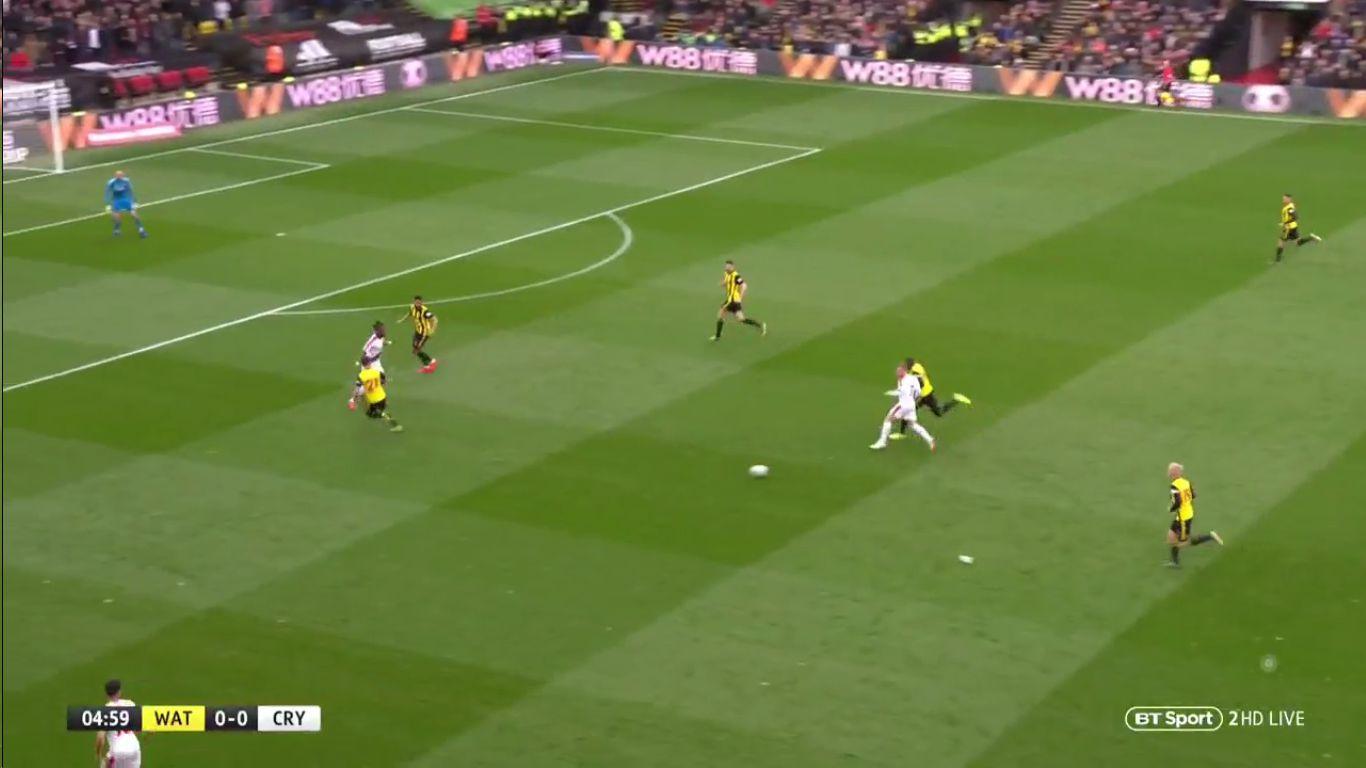 16-03-2019 - Watford 2-1 Crystal Palace (FA CUP)