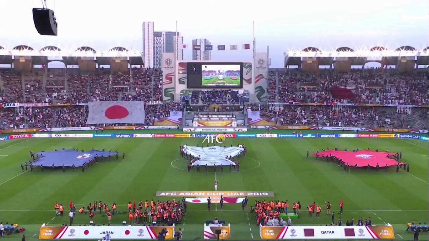 01-02-2019 - Japan 1-3 Qatar (ASIAN CUP - FINAL)