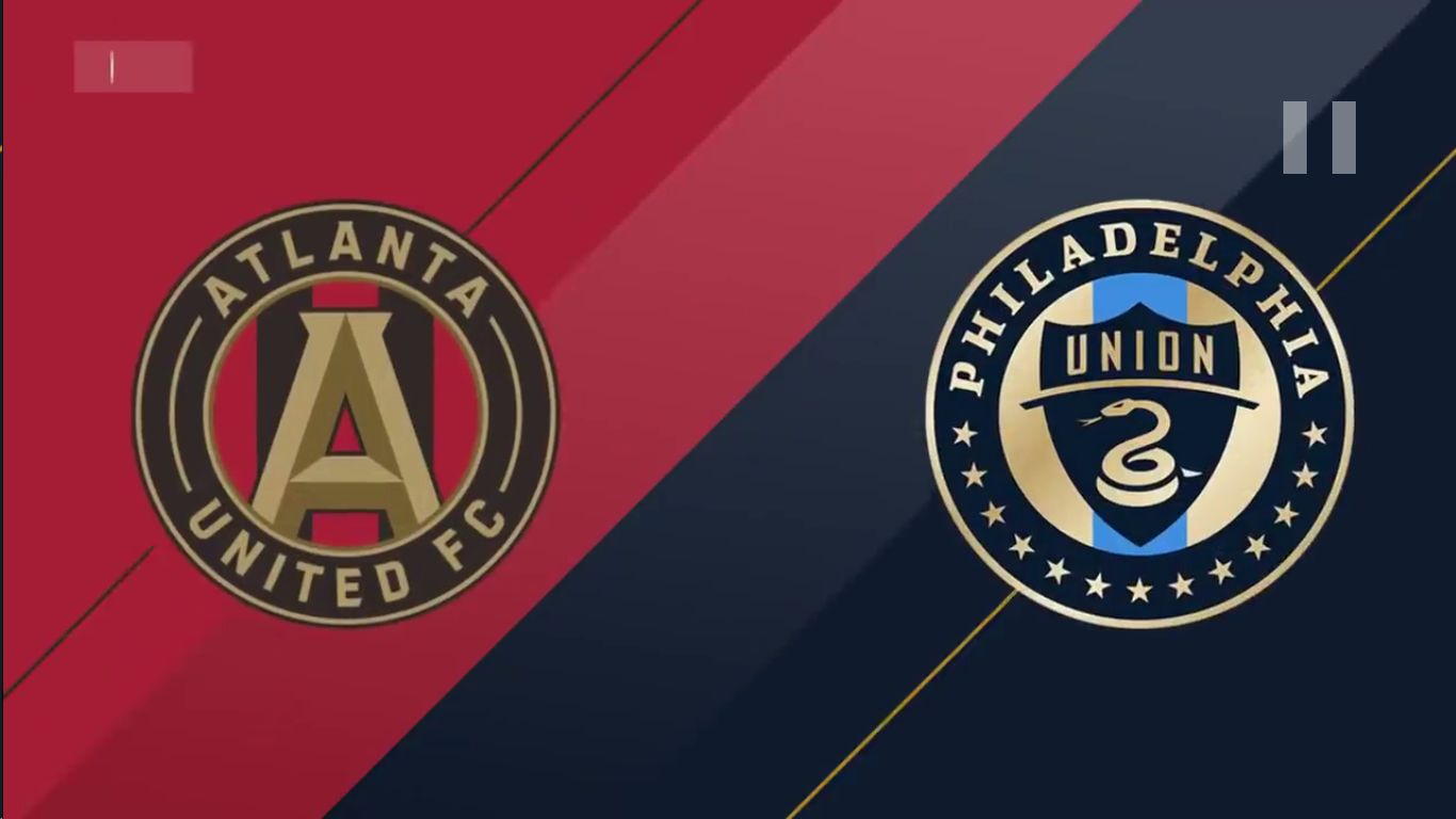 18-03-2019 - Atlanta United Fc 1-1 Philadelphia Union