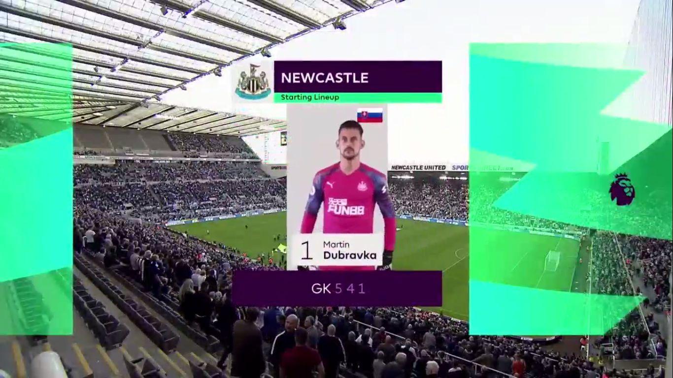 21-09-2019 - Newcastle United 0-0 Brighton & Hove Albion