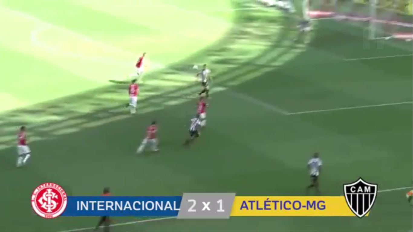 09-12-2019 - Internacional 2-1 Atletico Mineiro MG