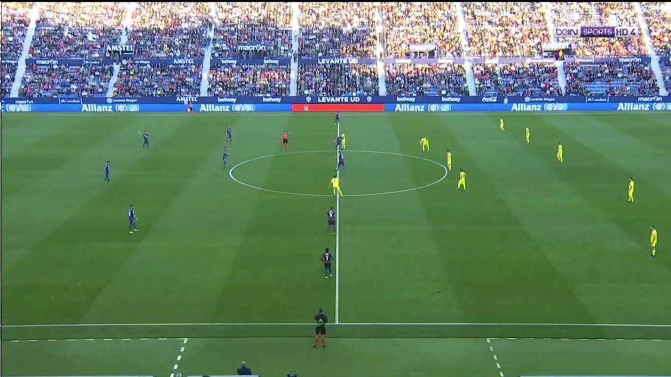 10-03-2019 - Levante 0-2 Villarreal