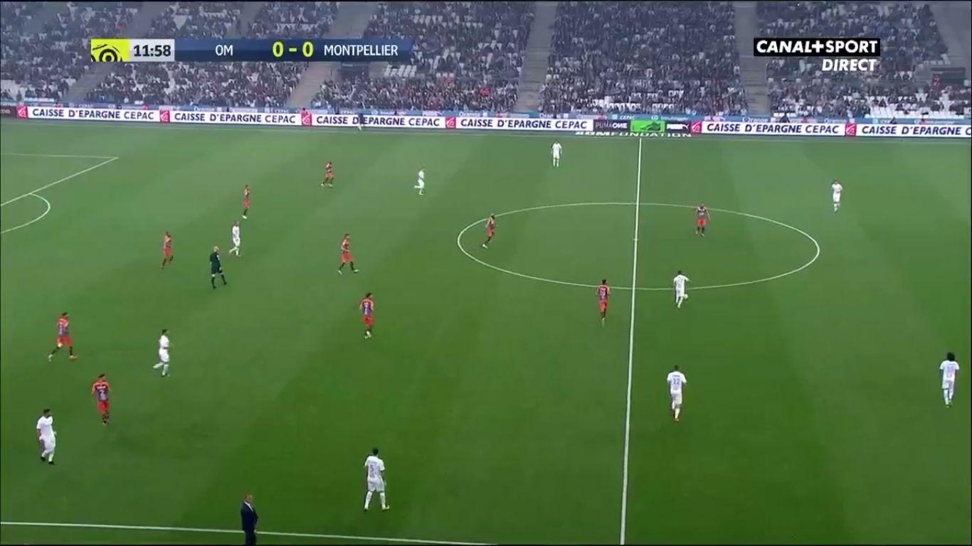 24-05-2019 - Marseille 1-0 Montpellier