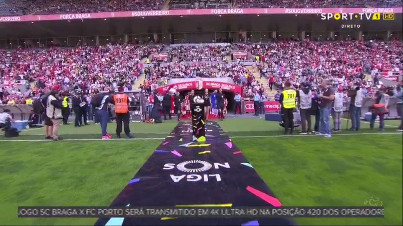 30-03-2019 - SC Braga 2-3 FC Porto