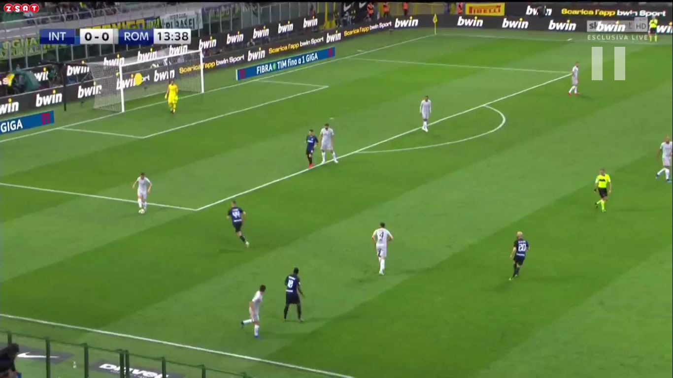 20-04-2019 - Inter 1-1 Roma