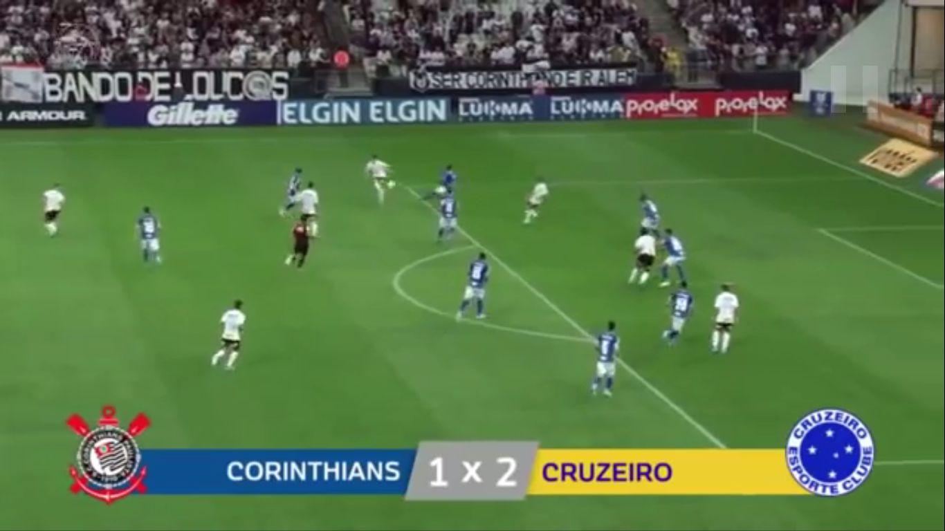 20-10-2019 - SC Corinthians SP 1-2 Cruzeiro