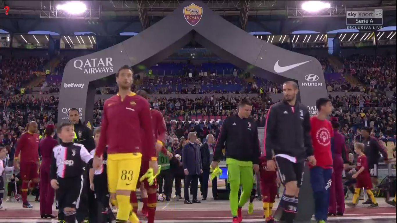 12-05-2019 - Roma 2-0 Juventus