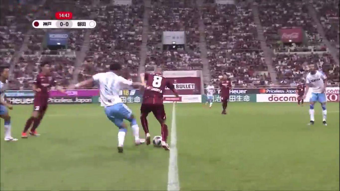 11-08-2018 - Vissel Kobe 2-1 Jubilo Iwata