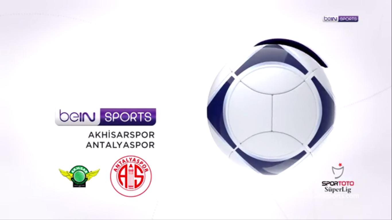 20-04-2019 - Akhisar Belediyespor 1-2 Antalyaspor