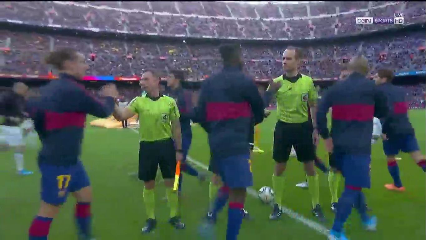 21-12-2019 - Barcelona 4-1 Deportivo Alaves