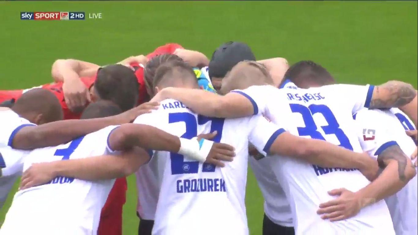 18-08-2019 - Holstein Kiel 2-1 Karlsruher SC (2. BUNDESLIGA)