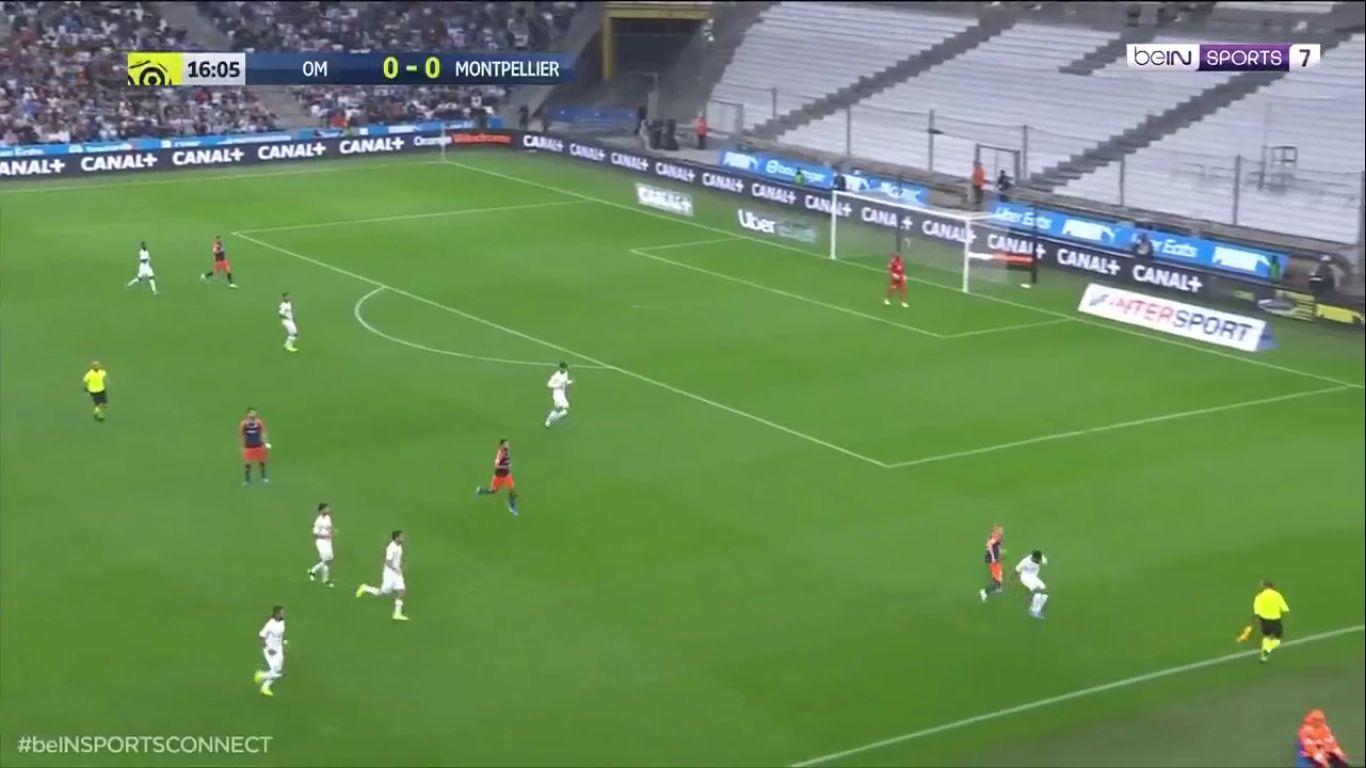 21-09-2019 - Marseille 1-1 Montpellier