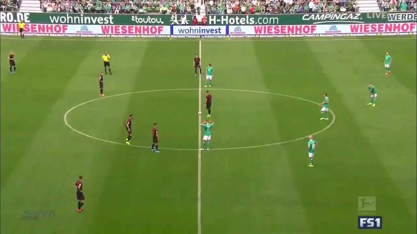 01-09-2019 - Werder Bremen 3-2 Augsburg