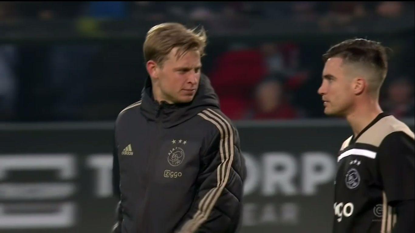 06-04-2019 - FC Emmen 1-4 Ajax Amsterdam