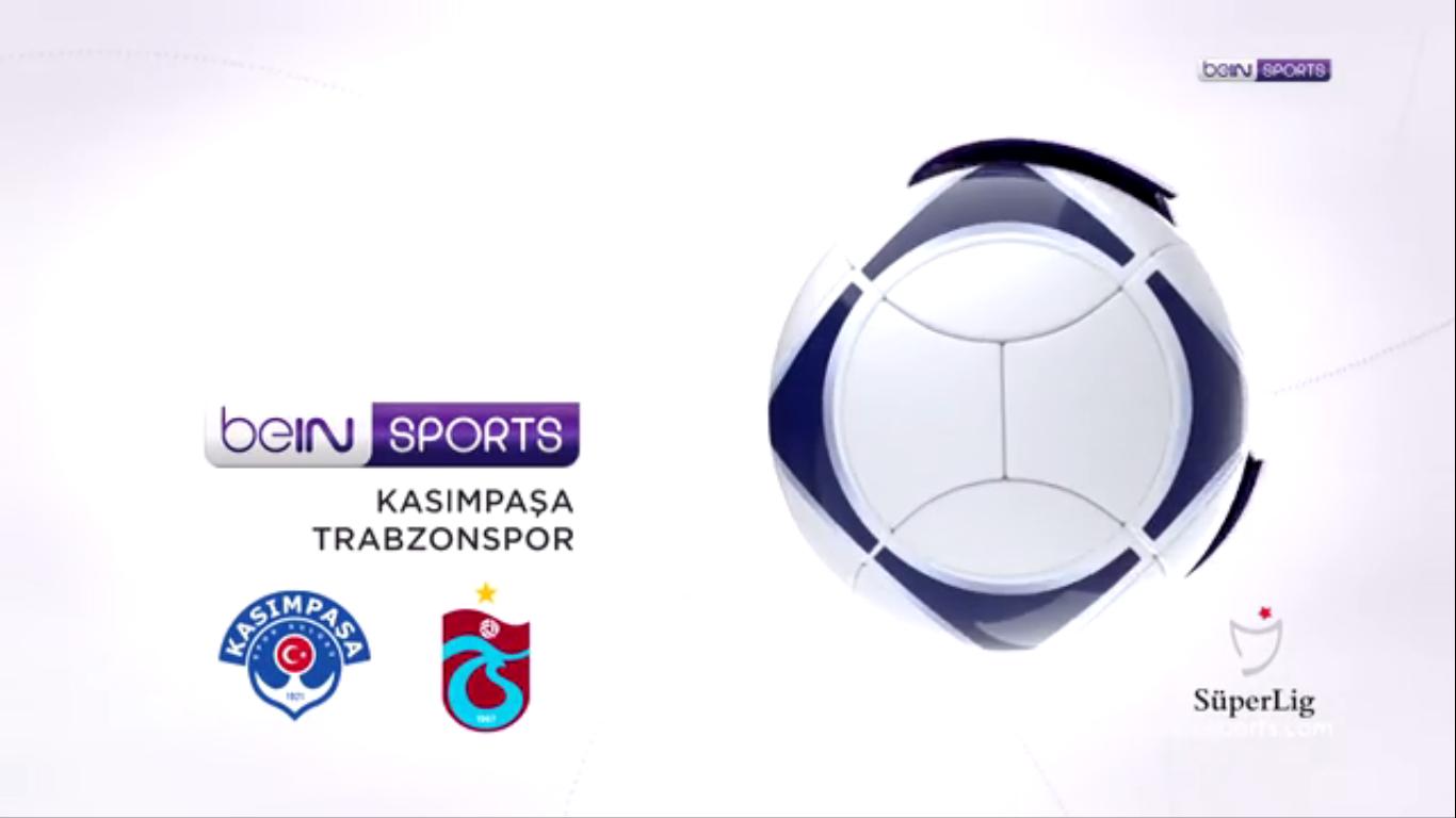 18-08-2019 - Kasimpasa 1-1 Trabzonspor