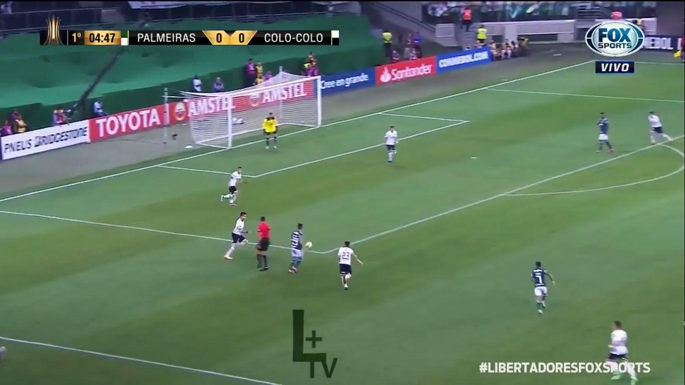 04-10-2018 - Palmeiras 2-0 Colo Colo (COPA LIBERTADORES)