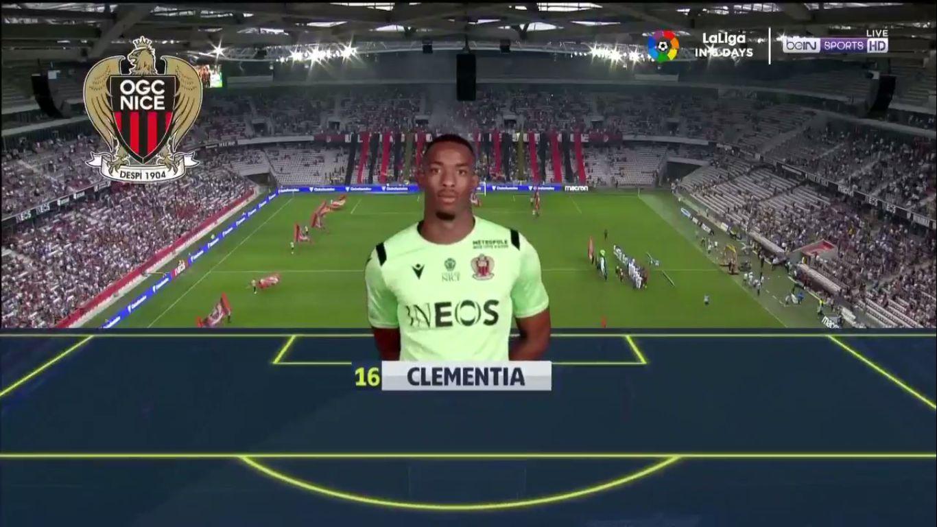10-08-2019 - Nice 2-1 Amiens