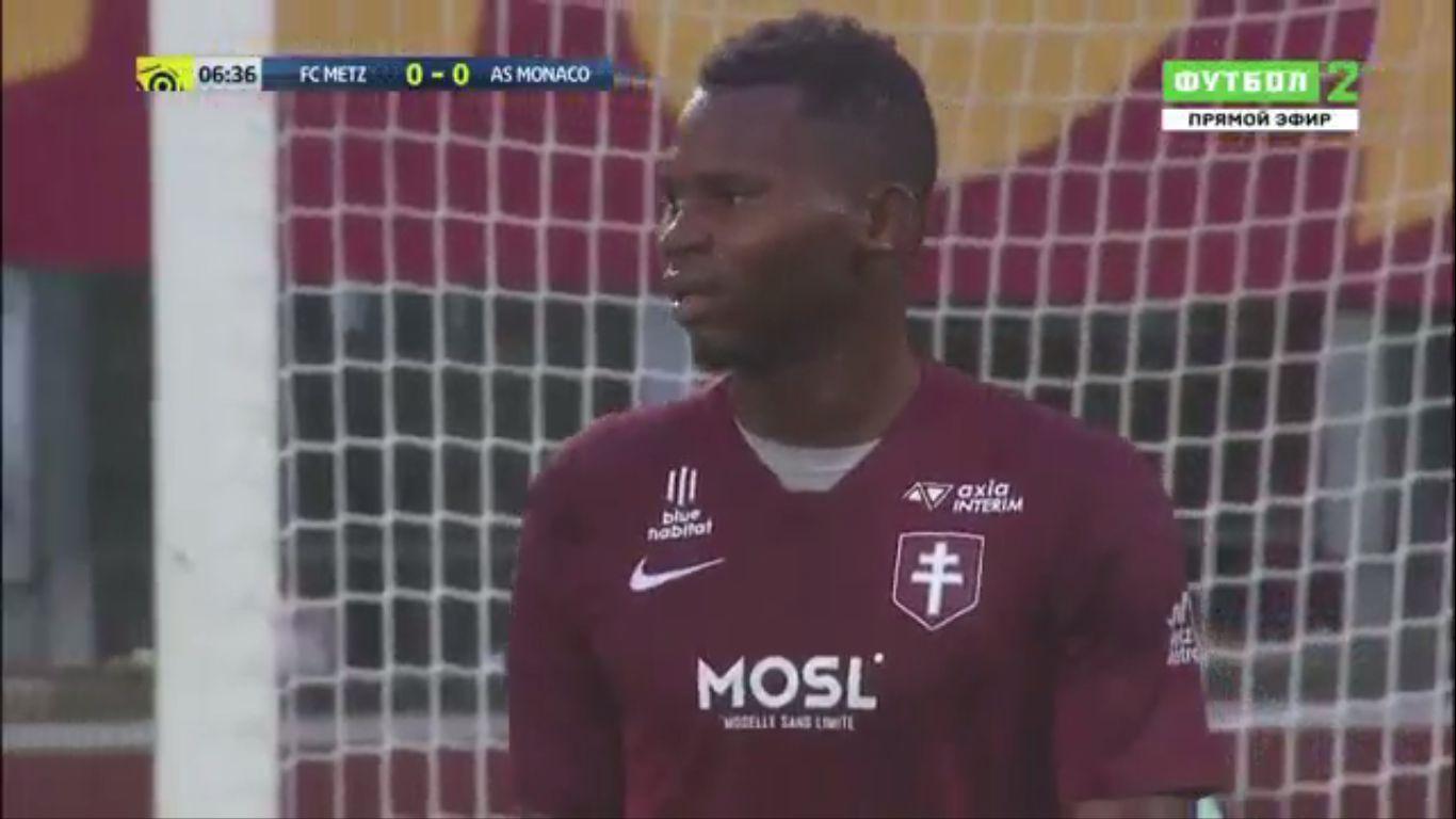 17-08-2019 - Metz 3-0 Monaco