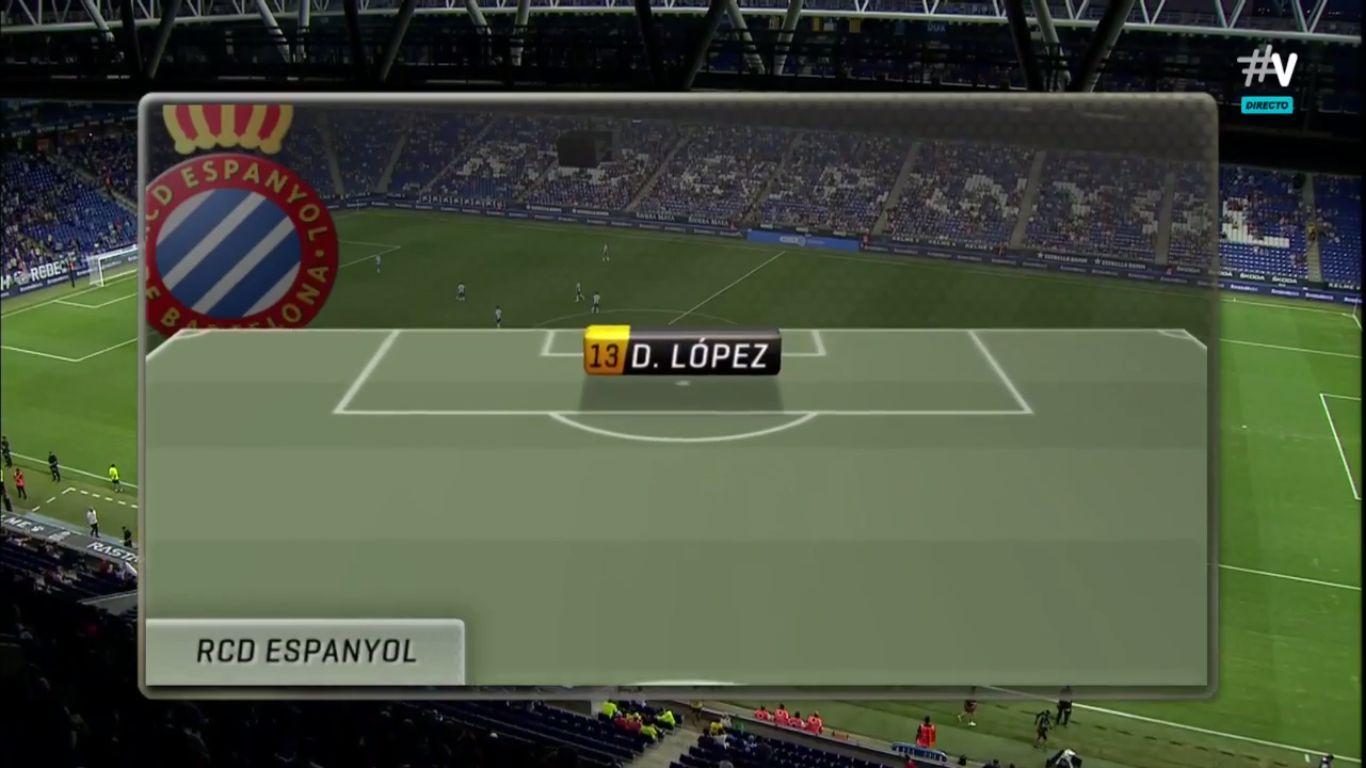 22-08-2019 - RCD Espanyol 3-1 Zorya Luhansk (EUROPA LEAGUE QUALIF.)