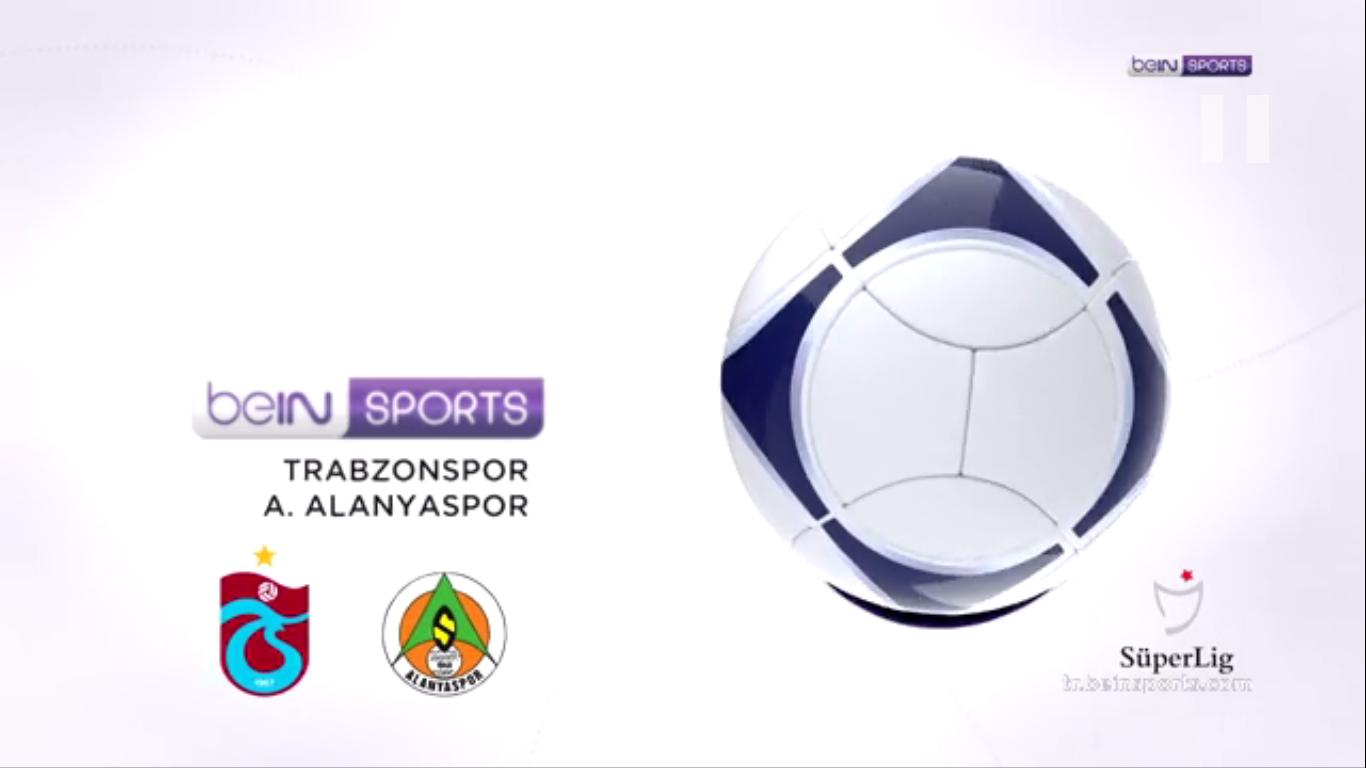 10-11-2019 - Trabzonspor 1-0 Alanyaspor