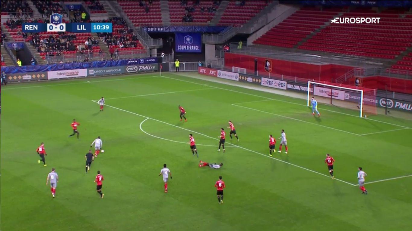 06-02-2019 - Rennes 2-1 Lille (COUP DE FRANCE)