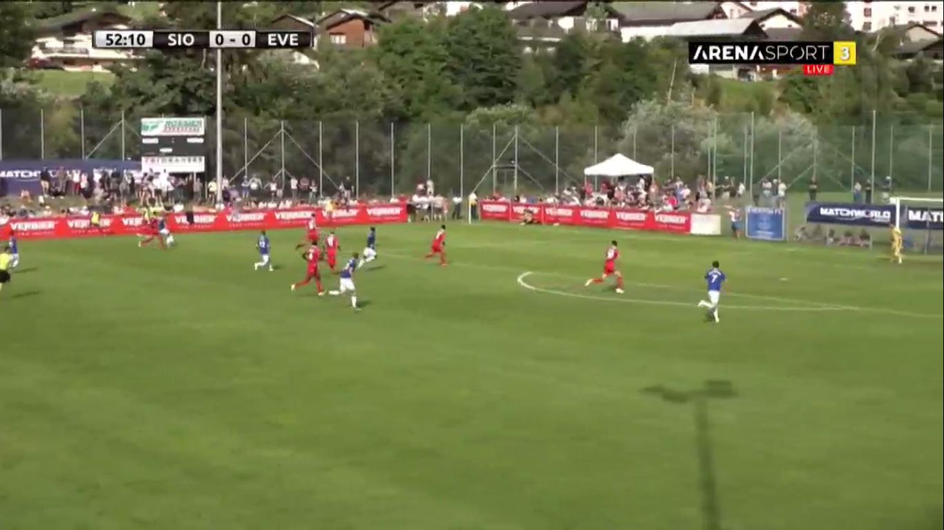 14-07-2019 - Sion 0-0 Everton (FRIENDLY)