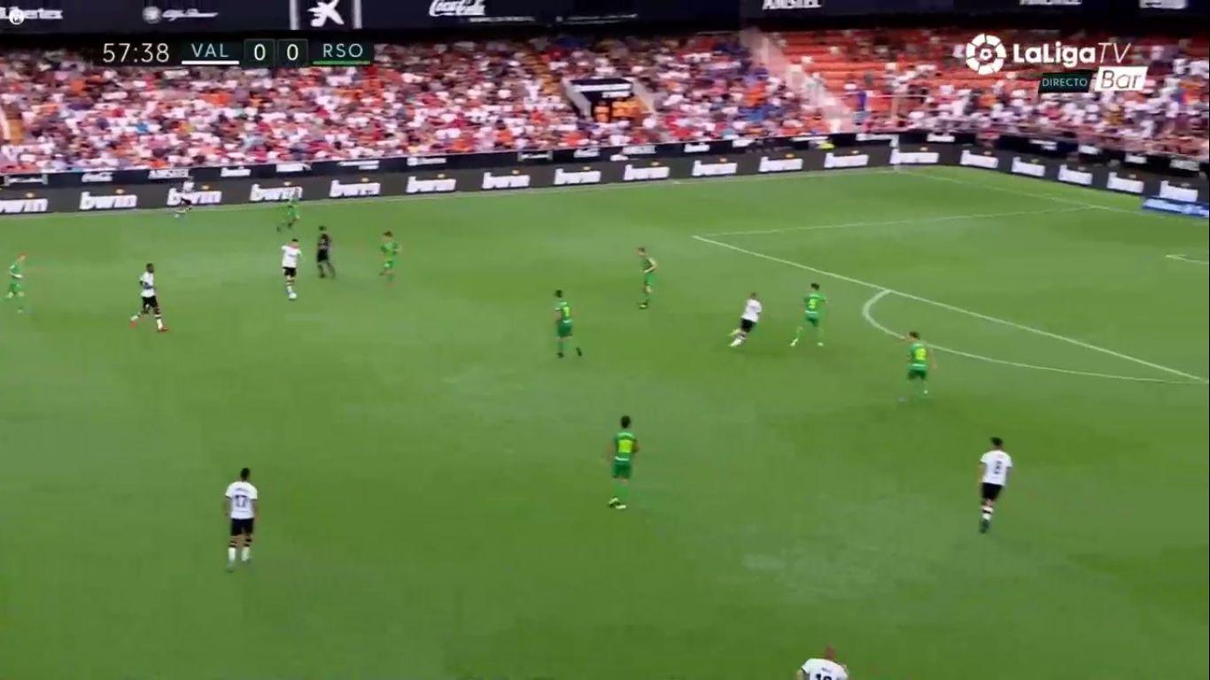 17-08-2019 - Valencia 1-1 Real Sociedad