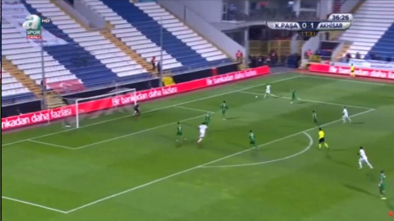 28-02-2019 - Kasimpasa 1-2 Akhisar Belediyespor (ZIRAAT CUP)