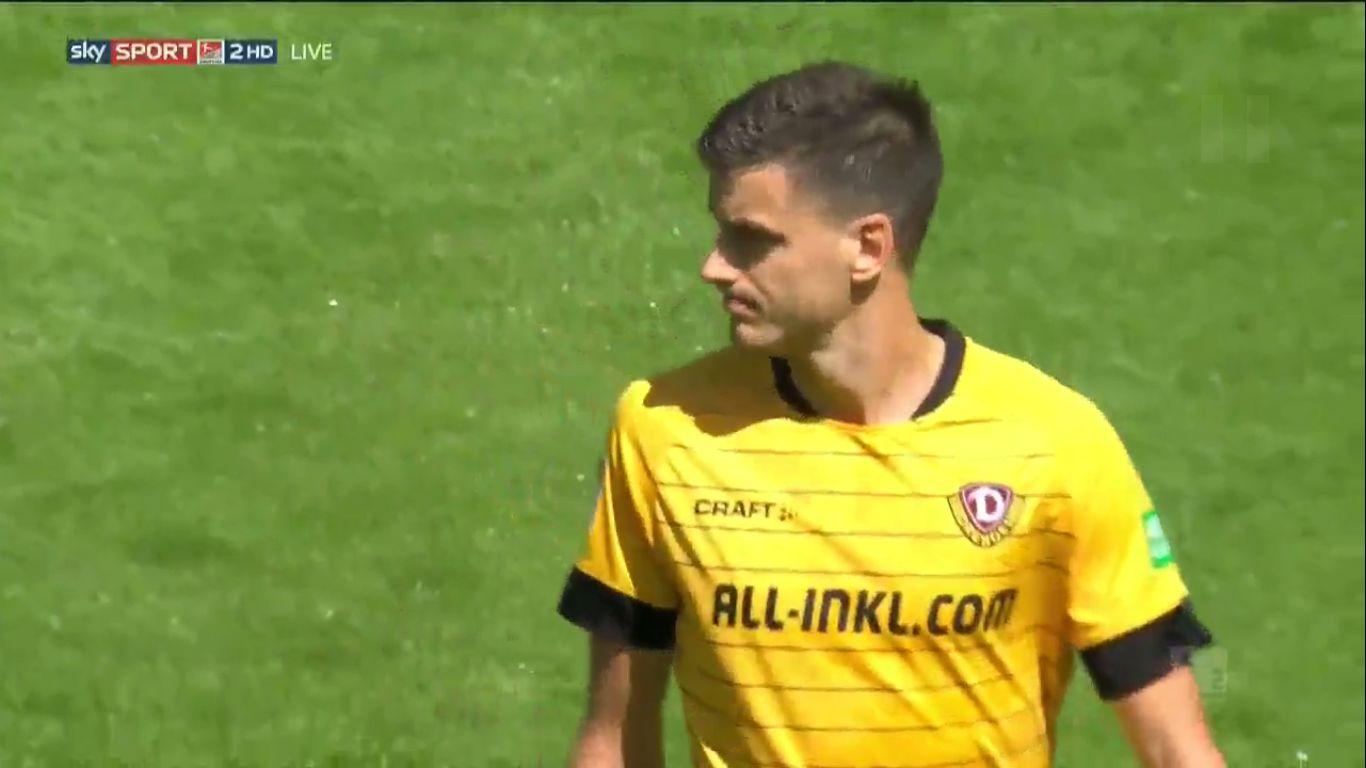 18-08-2019 - SG Dynamo Dresden 2-1 1. FC Heidenheim 1846 (2. BUNDESLIGA)