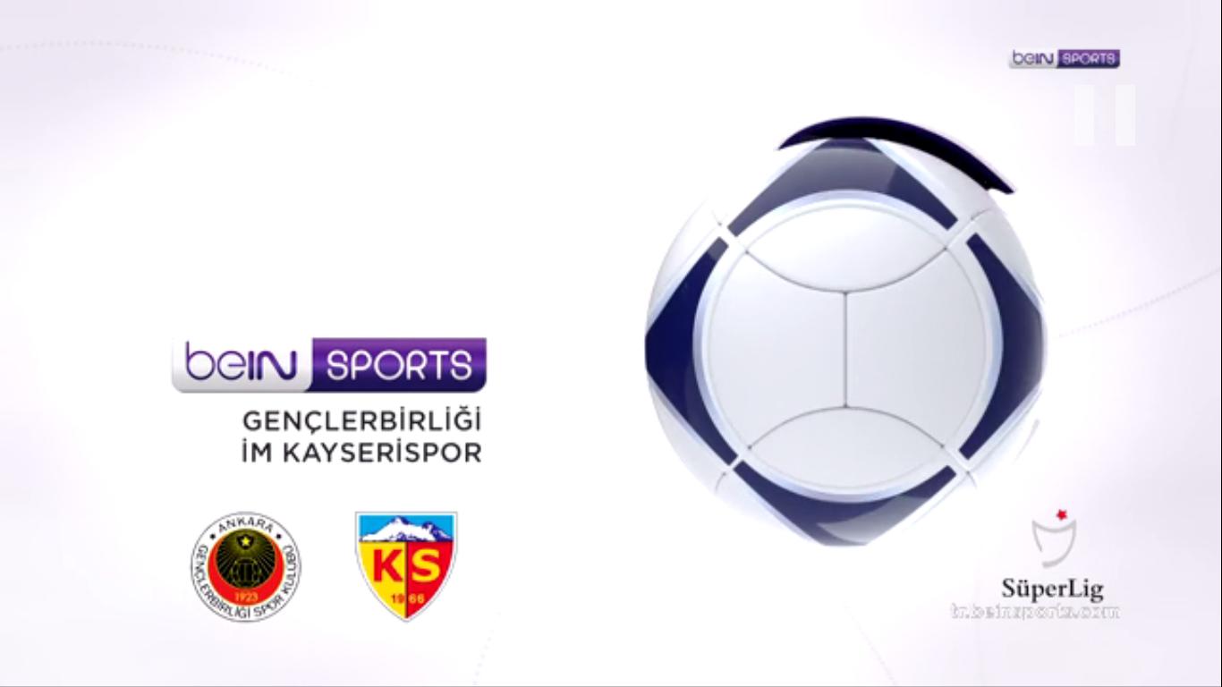 09-11-2019 - Genclerbirligi 2-1 Kayserispor