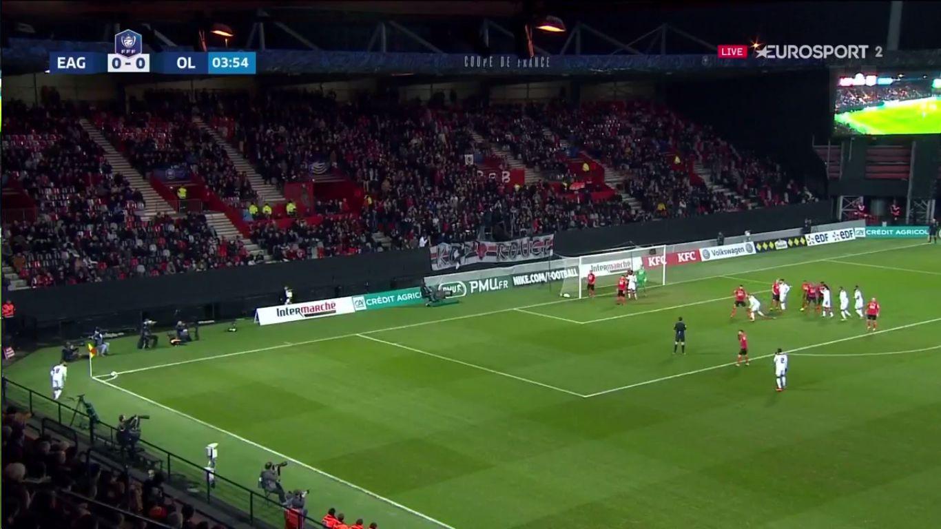 07-02-2019 - Guingamp 1-2 Lyon (COUP DE FRANCE)