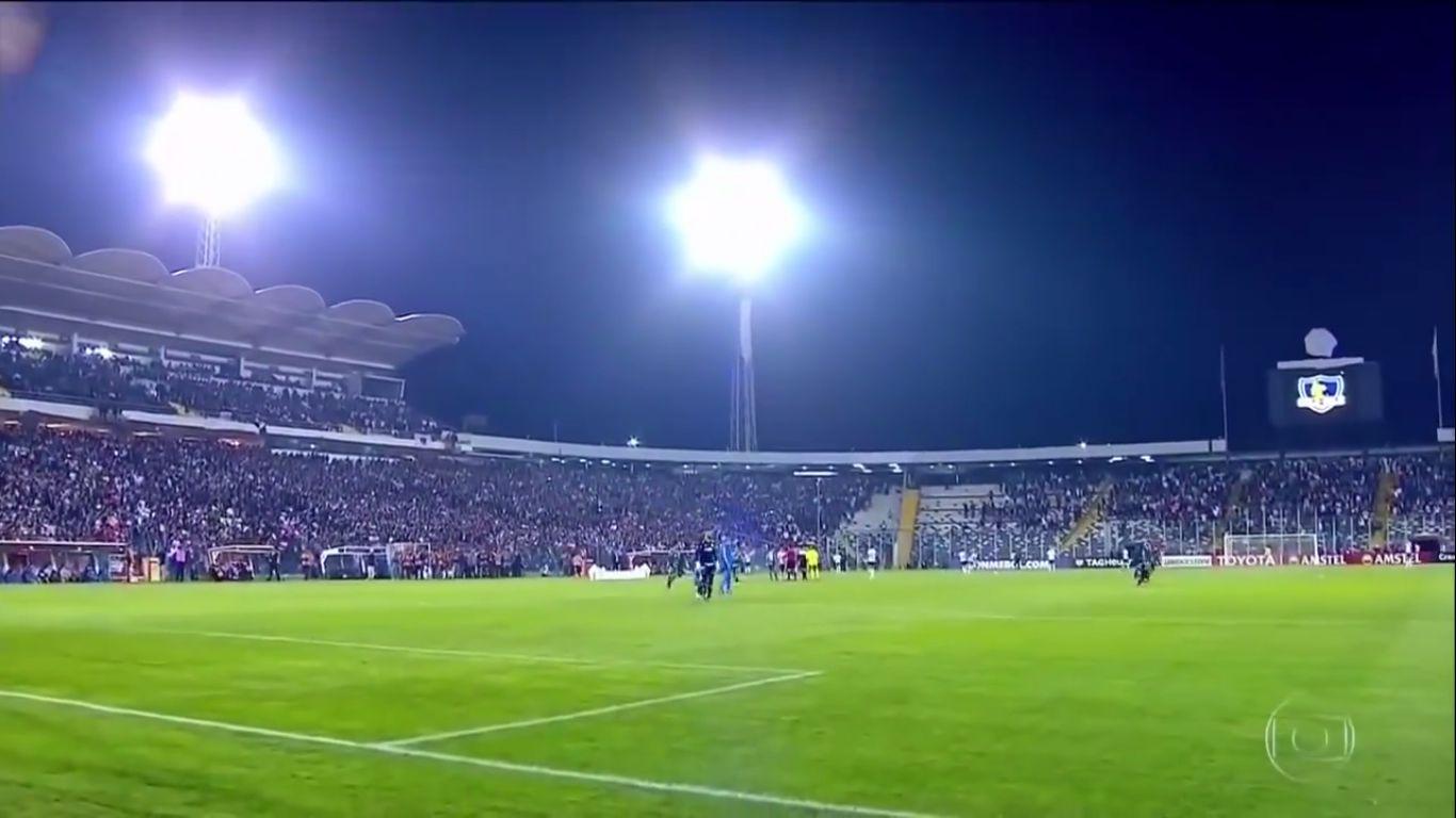 21-09-2018 - Colo Colo 0-2 Palmeiras (COPA LIBERTADORES)
