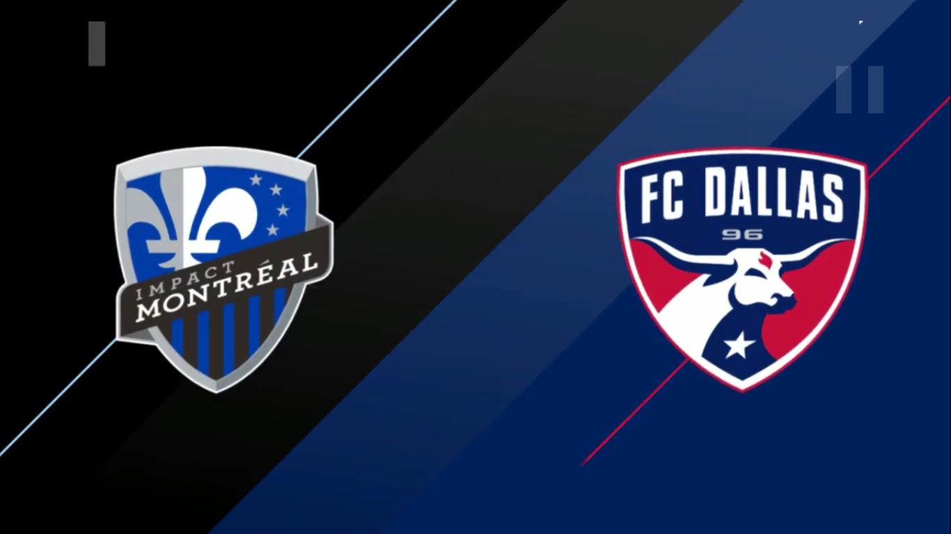 18-08-2019 - Montreal Impact 3-3 FC Dallas