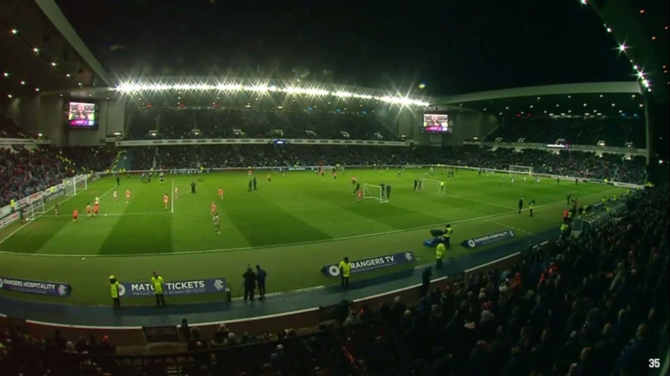03-04-2019 - Rangers 3-0 Hearts