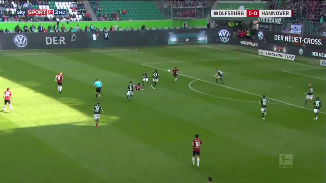 06-04-2019 - Wolfsburg 3-1 Hannover 96