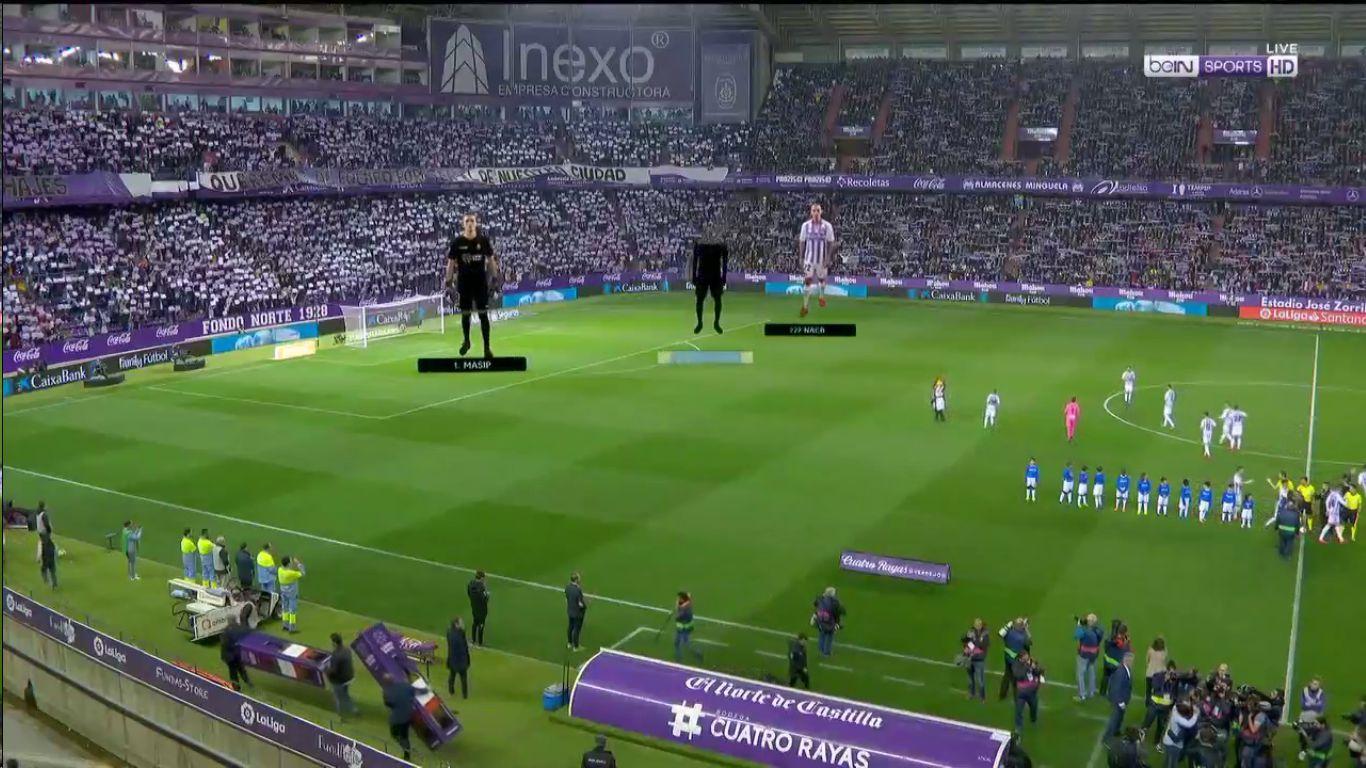 10-03-2019 - Real Valladolid 1-4 Real Madrid