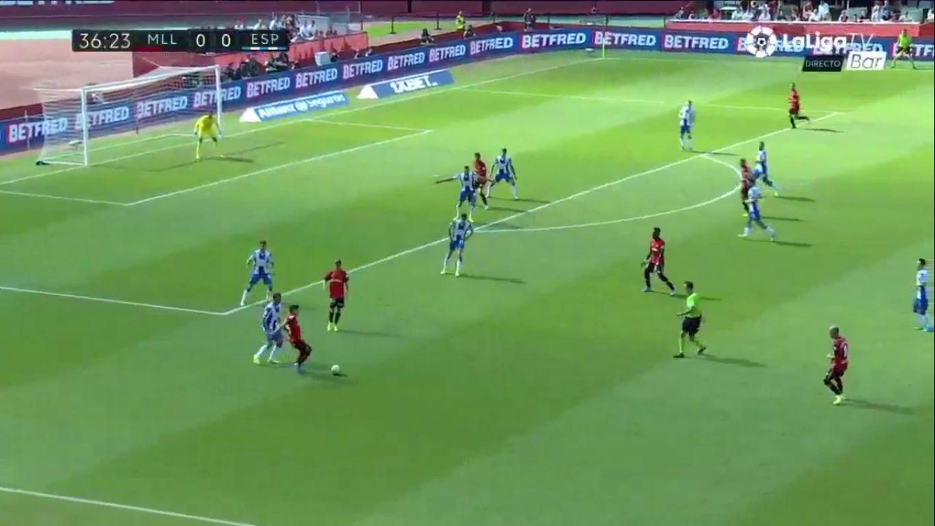 06-10-2019 - Mallorca 2-0 RCD Espanyol